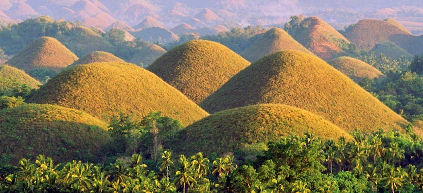 The Chocolate Hills Magtxt