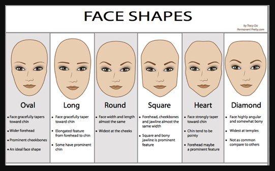 Style The Eyebrows For Your Face Shape
