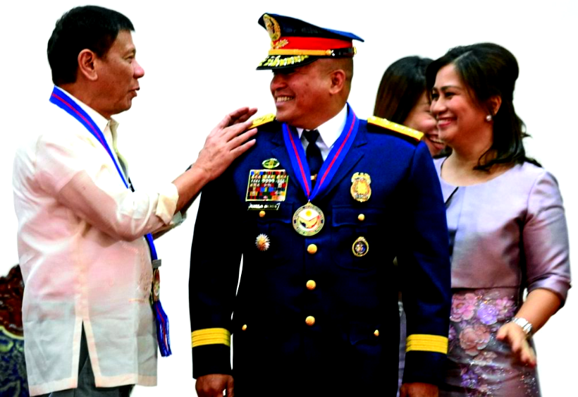 dela rosa and duterte