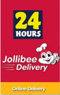 Jollibee Now Offers 24hrs Delivery Magtxt